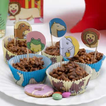 Dear Zoo Cupcake Kit